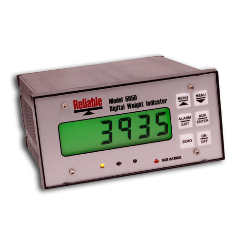 Model 565D Digital Wireline Weight Indicator