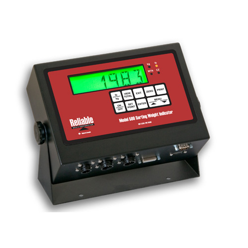 Model 580 Sorting Weight Indicator