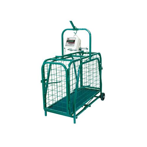 PR350 on Hog & Sheep Cage