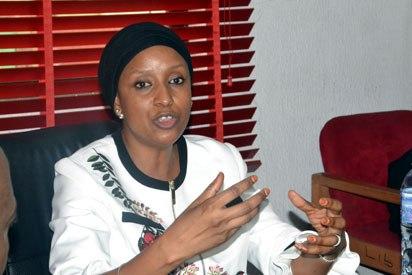 JUST IN: Buhari suspends NPA boss Hadiza Bala Usman