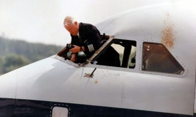 BAC 1-11 aircraft