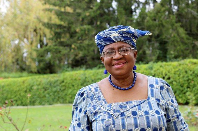 Ngozi Okonjo-Iweala WTO DG