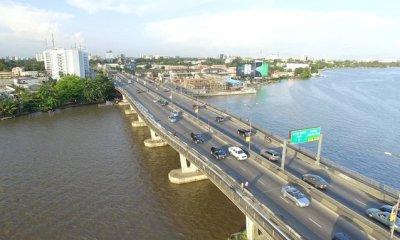 Falomo Bridge, Lagos