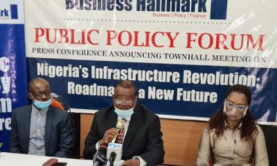 Business Hallmark holds town hall meeting on Nigeria's infrastructure
