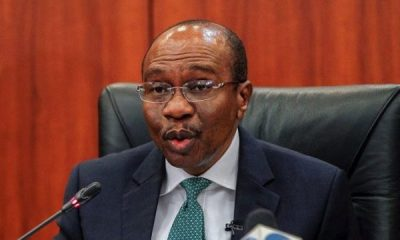 Why we sacked First Bank directors - CBN