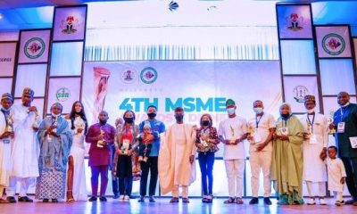 MSMEs Awards: We're committed to doing more for young Nigerians - Osinbajo