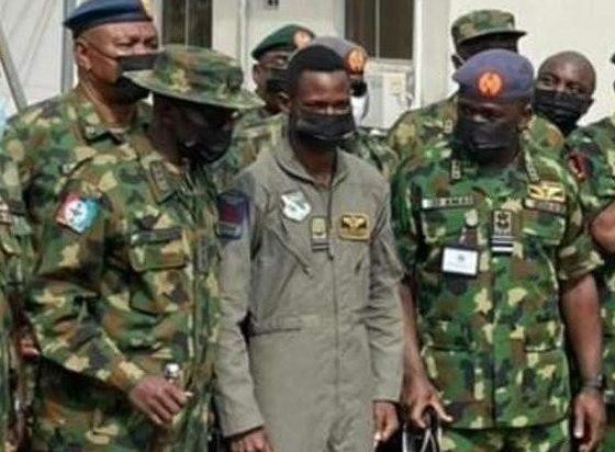 Terrorists, not bandits, shot down military jet - Lawmaker