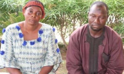 Police arrests couple for faking own kidnap