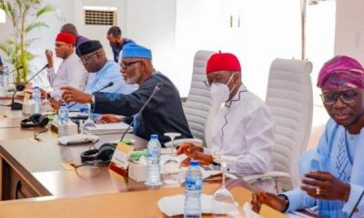 Southern governors resolve to collect VAT, insist on power shift