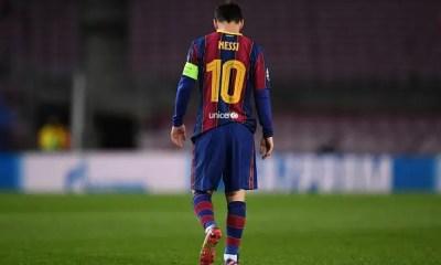 Messi, Barcelona part ways