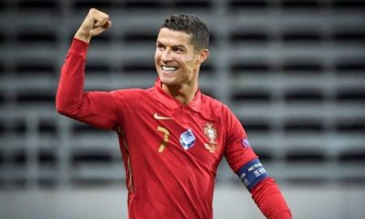 BREAKING: Ronaldo back to Manchester United in 20m Euro deal
