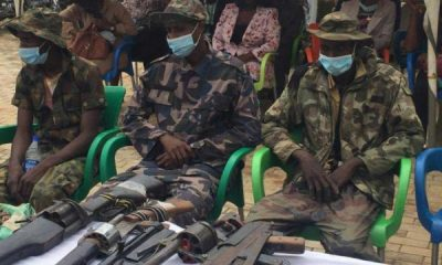 Police arrests bandits who kidnapped Baptist school students
