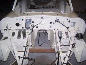 1963 Jaguar Series 1 XKE FHC Restoration  Part 27d