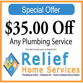 plumbing service in loveland, CO