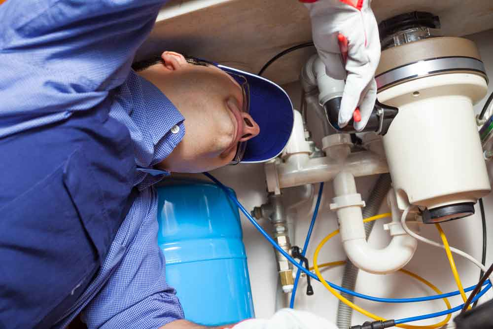 Garbage disposal repair in loveland by home relief services