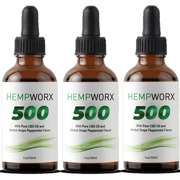 hempworx 500mg 3 pack
