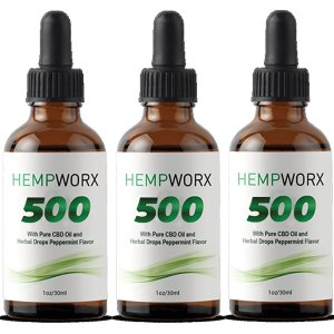 hempworx 500mg 3 pack
