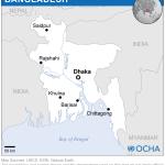 Bangladesh Location Map 2013 Bangladesh Reliefweb