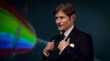 Crispin Glover (Mr. World)