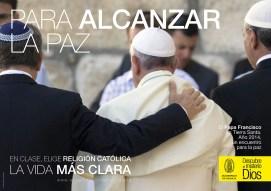 Para Alcanzar la Paz_Tierra Santa