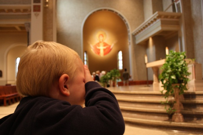 Inheriting a changing Church. Image courtesy flickr user badgercatholic via Creative Commons
