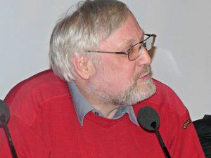 Lars Gule har selv en fortid på den ekstreme venstresiden - i likhet med flere av seminardeltagerne.