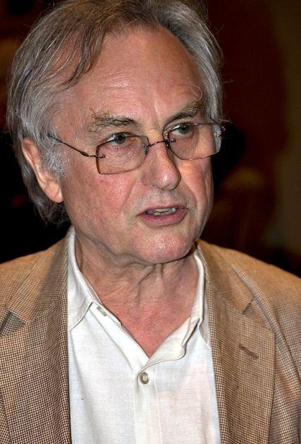 Richard Dawkins. Foto-Marty Stone. Wikimedia comons.