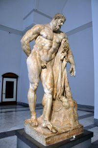 Herakles gjør det bra som helsestudiogründer - Wikimedia Commons