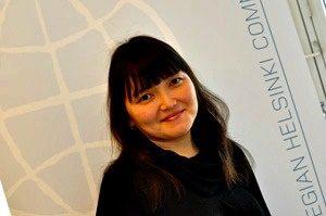Inna Sangadzhieva. Foto: Den norske Helsingforskomite