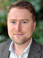 Einar Wigen. Kilde: IKOS, UiO.