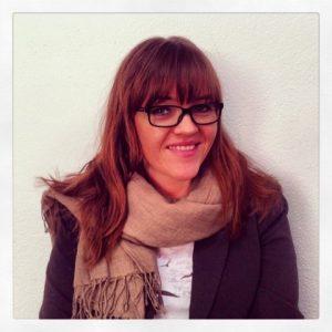 Anne Ross Solberg. Eget foto.