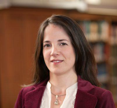 Esther Hamori, Union Theological Seminary in New York.