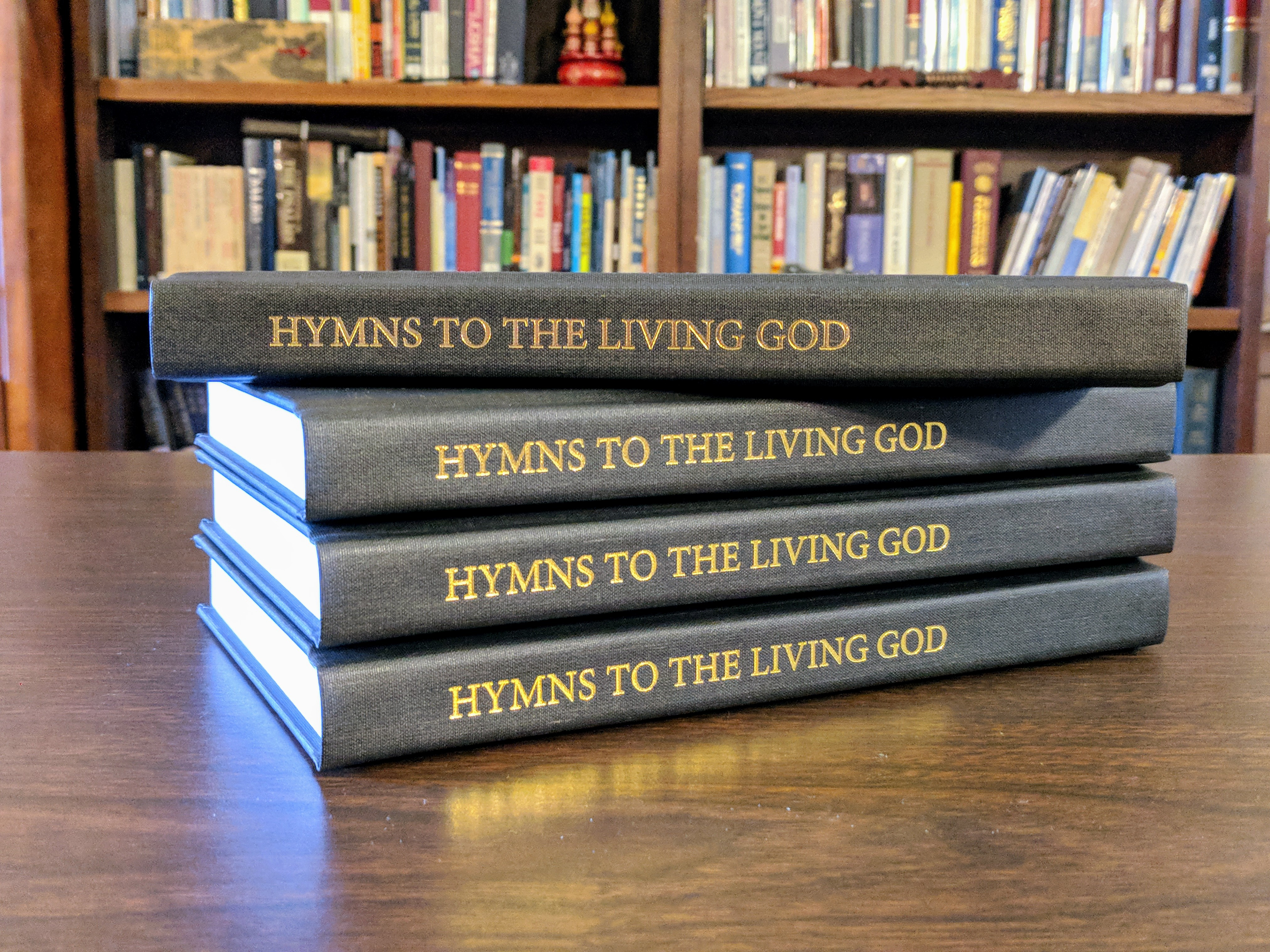 Special Holiday Rates for Hymns to the Living God