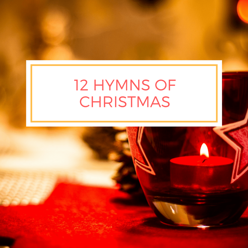Ninth Hymn of Christmas: All My Heart This Night Rejoices
