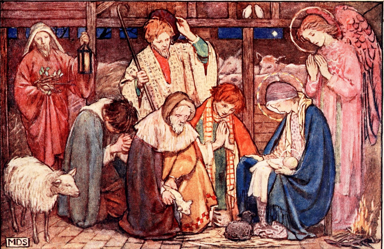 When did the Magi visit Jesus?