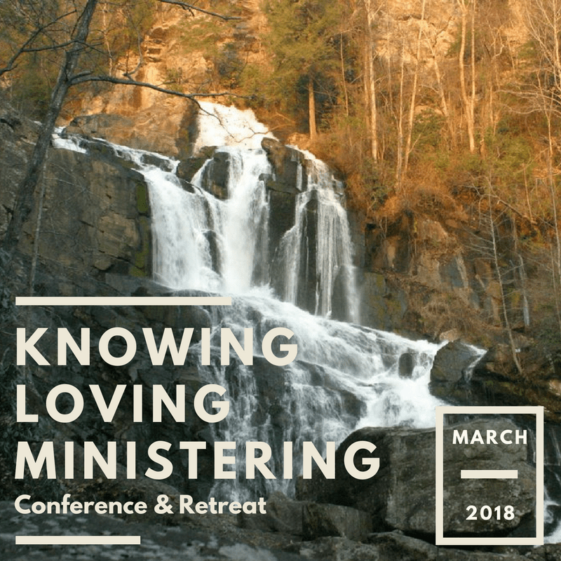 Only 1 Month Left to Register for Knowing, Loving, Ministering at the Early-bird Rate!