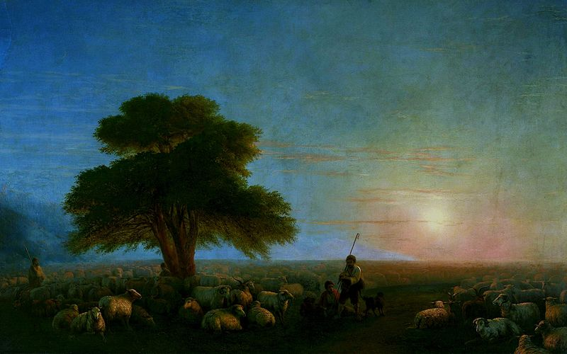 The Lord as Shepherd: Our Greatest Delight
