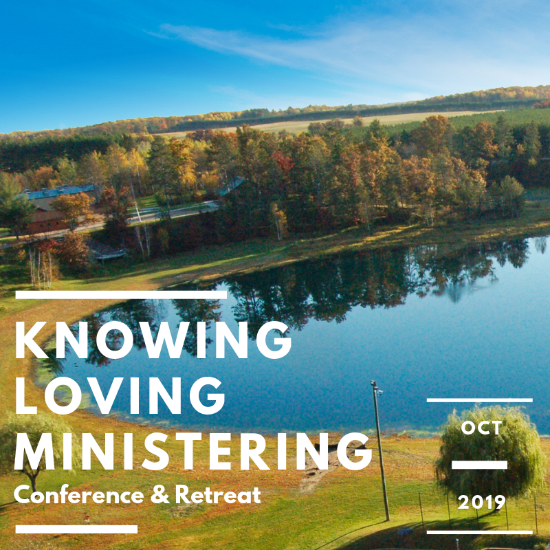 Announcing a One Day Conference and Three Day Retreat in October, 2019
