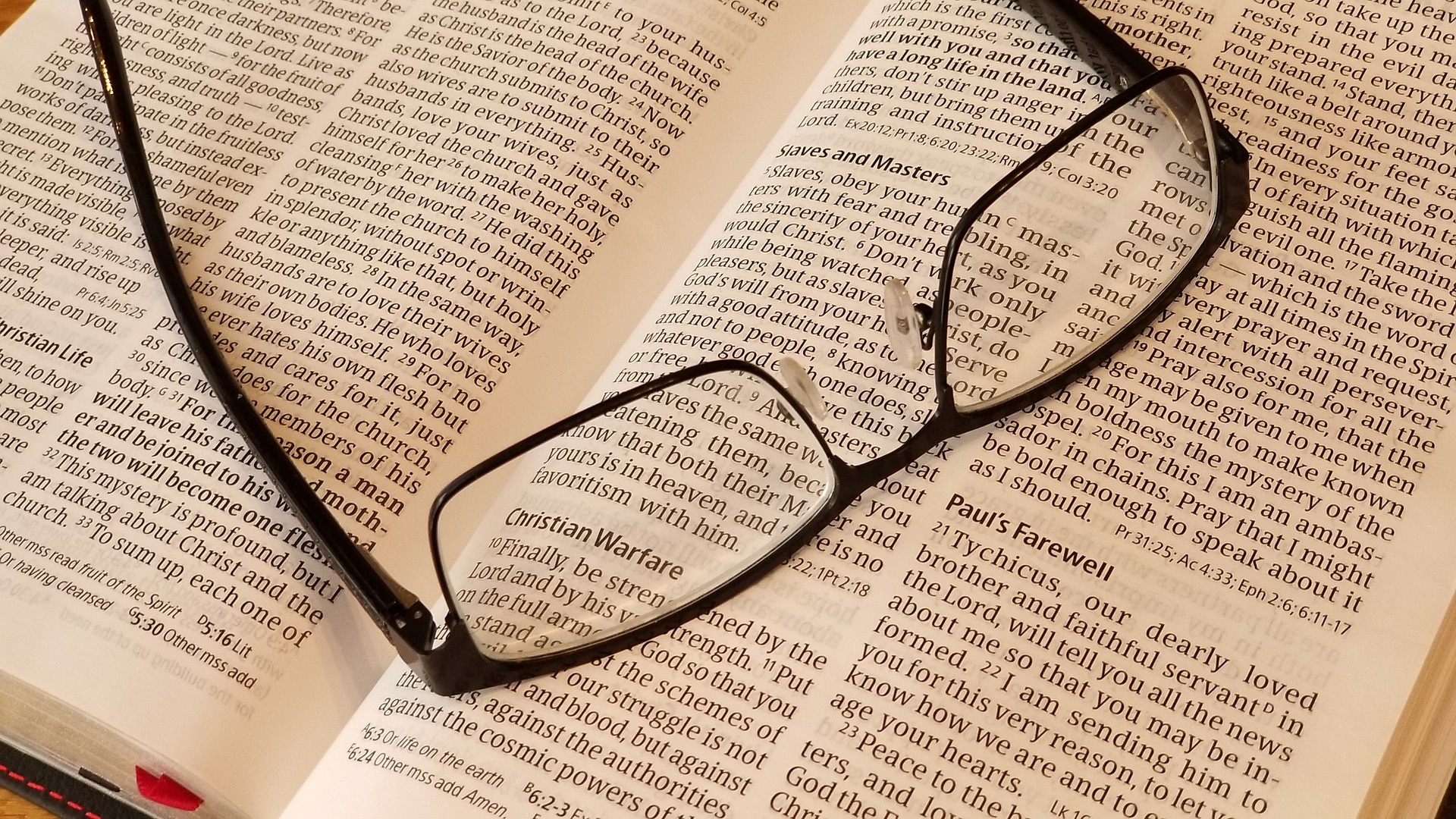 """""""The Wonder and Walk of Being in Christ"""": AnOverview of Ephesians"""