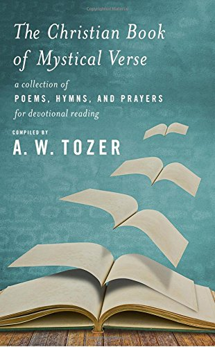 Tozer on great Christian poetry
