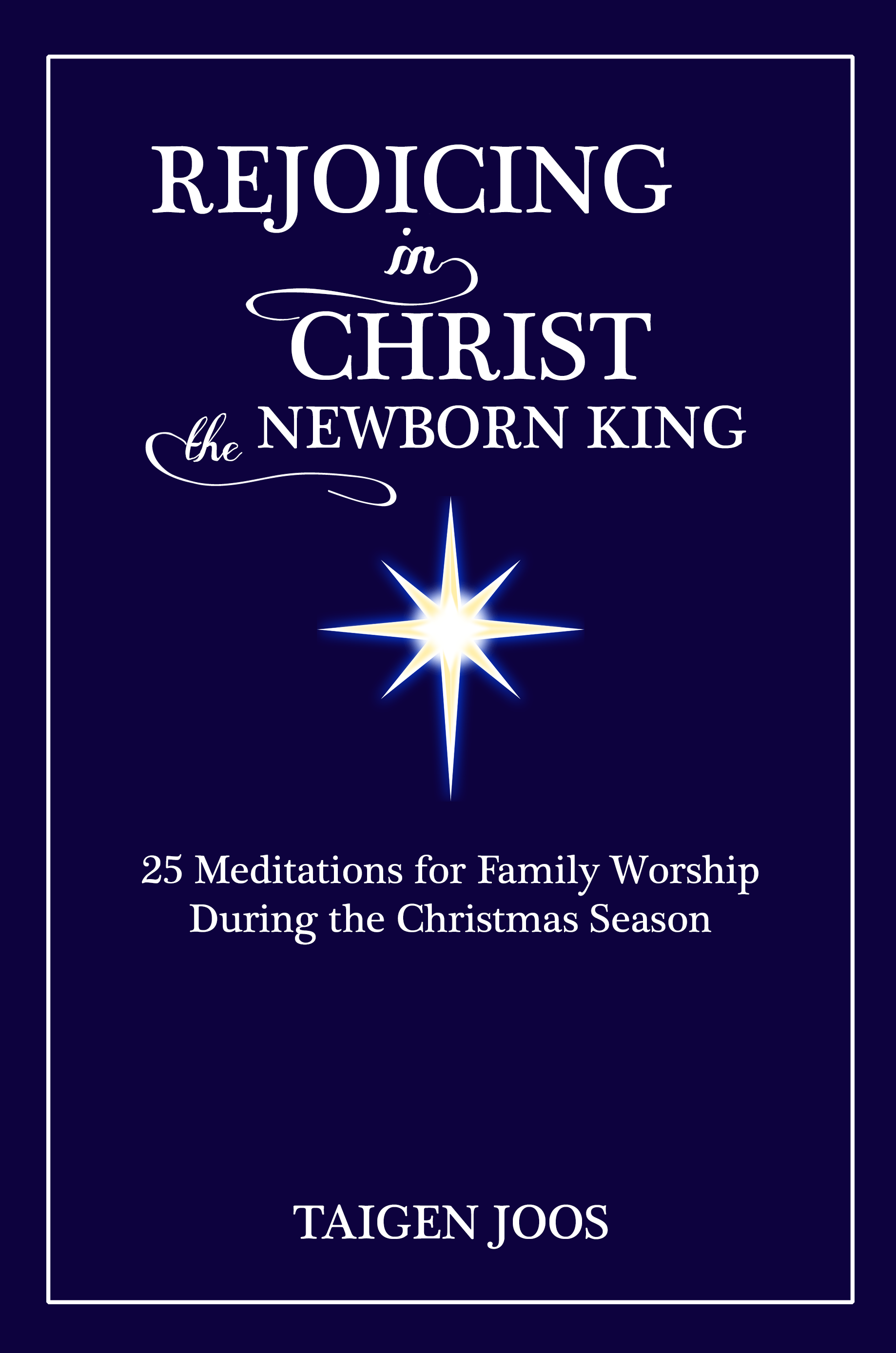 Download a free sample of Taigen Joos's new Christmas devotional!