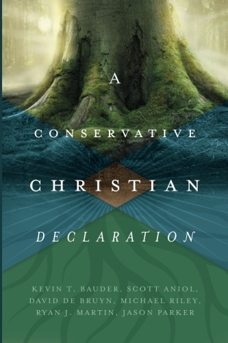 A Conservative Christian Declaration is now available on Kindle for $1.99!