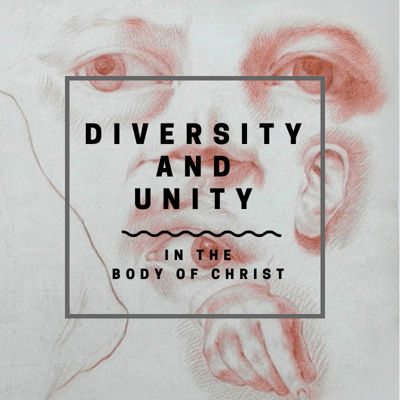 Identity in Christ Creates Unity