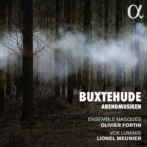 Fine new album of Buxtehude's sacred cantatas