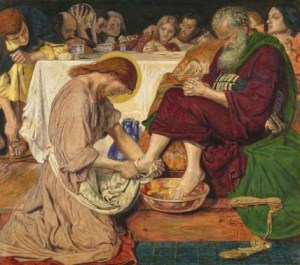 Madox-Brown-Christ-washing-Peter's-feet
