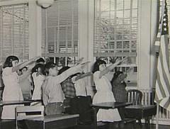 american-school-children-bellamy-salute