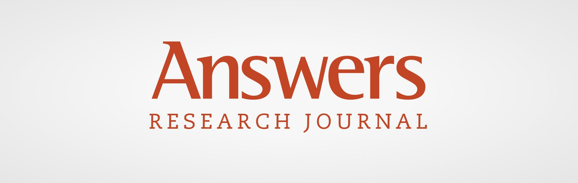 """""""Worldview Bias and the Origins of Hebrew Worship"""" published in the Answers Research Journal"""