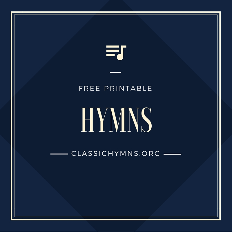 New hymns added to our free, downloadable collection
