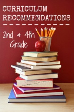curriculum recommendations fixed