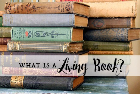What is a Living Book?